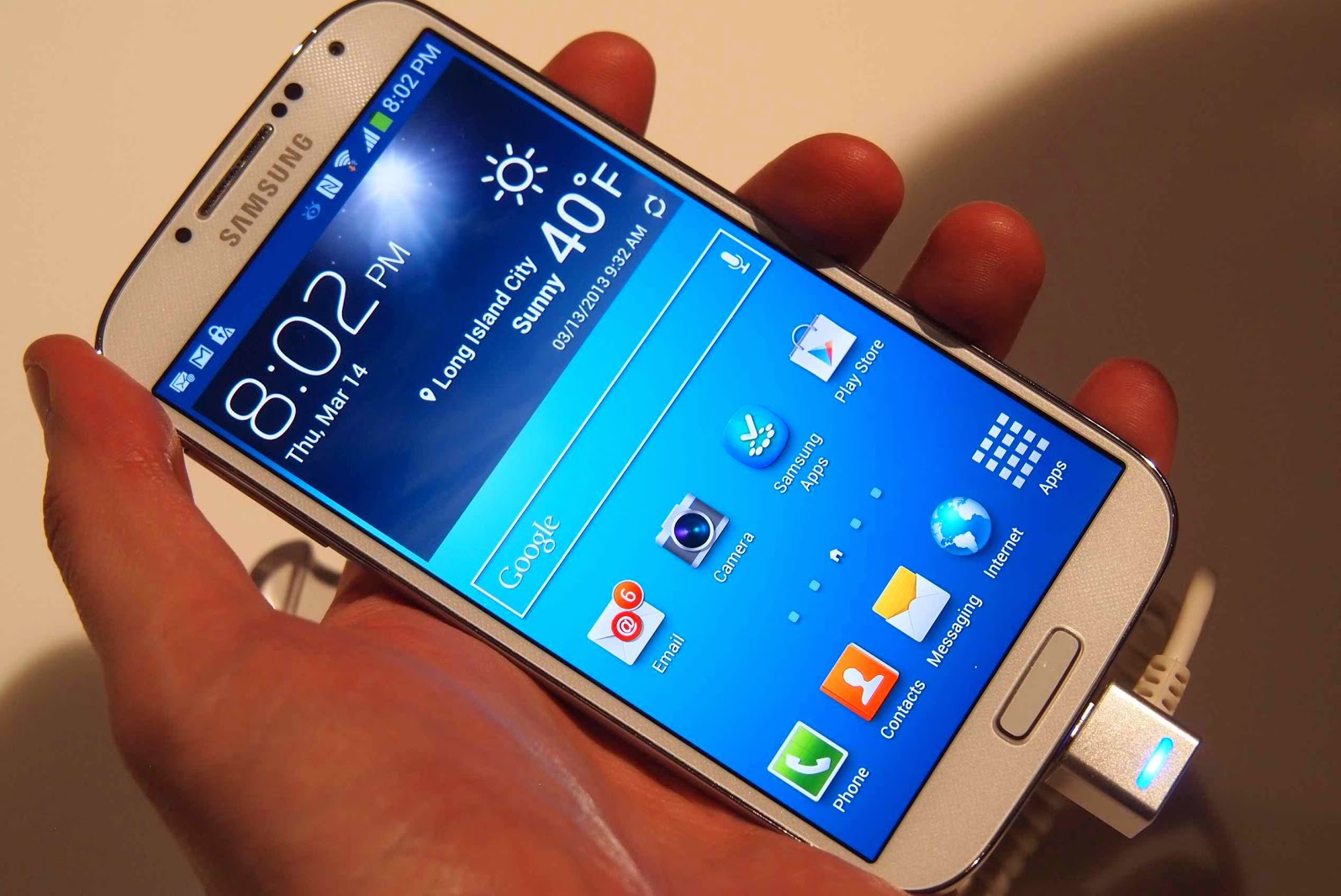How to unlock galaxy S5